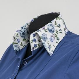 Женская рубашка манжет под запонку Tunica Benefit